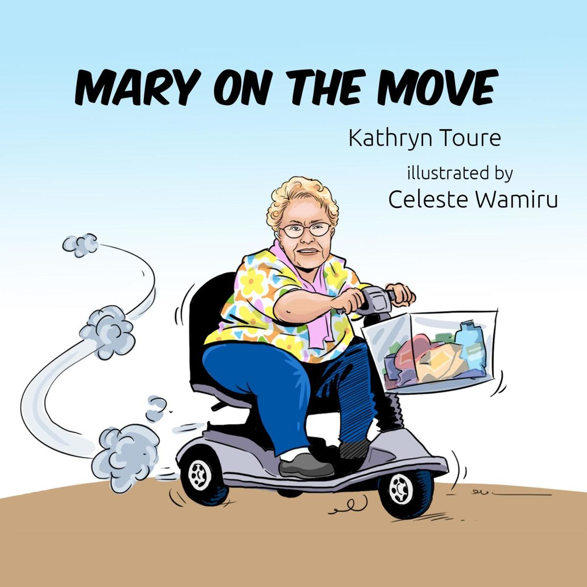Mary on the Move, a graphic novel