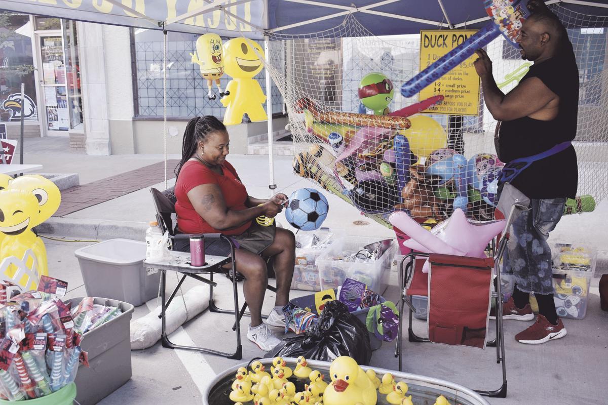 Liberty Fall Festival draws thousands