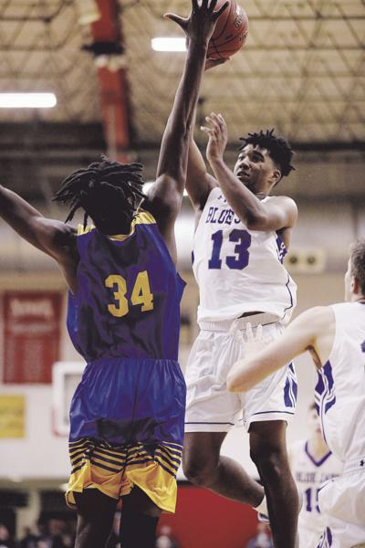 Liberty suffers loss in rubber match with Staley