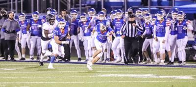 Strong first half gives Liberty the win over Blue Springs South