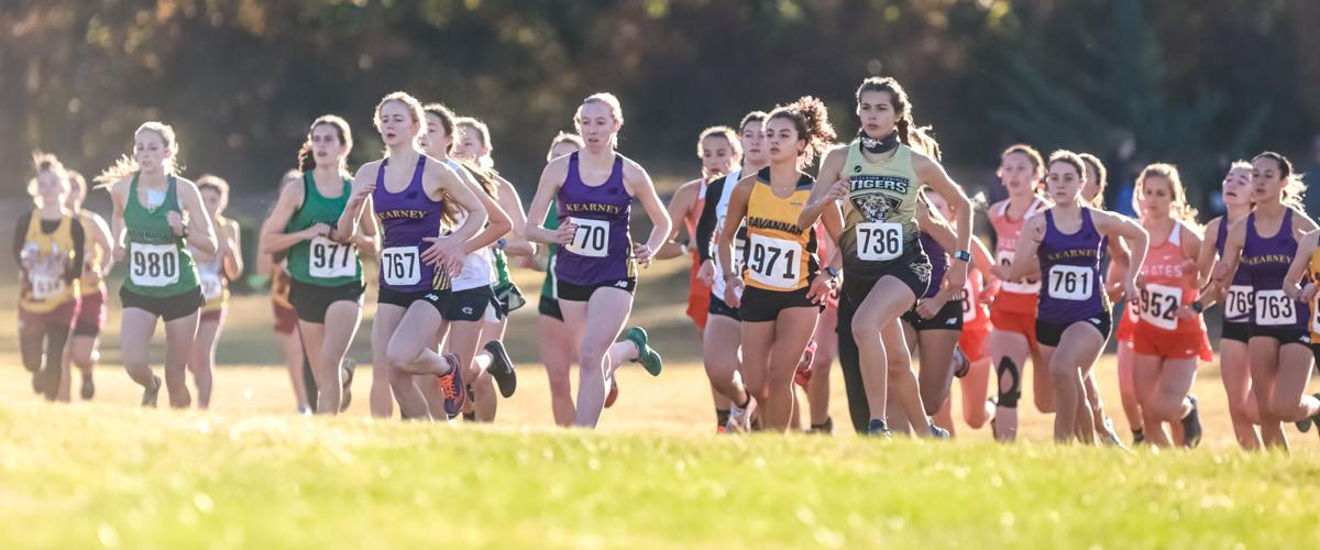 Smithville and Kearney girls cross country at district race-1.jpg