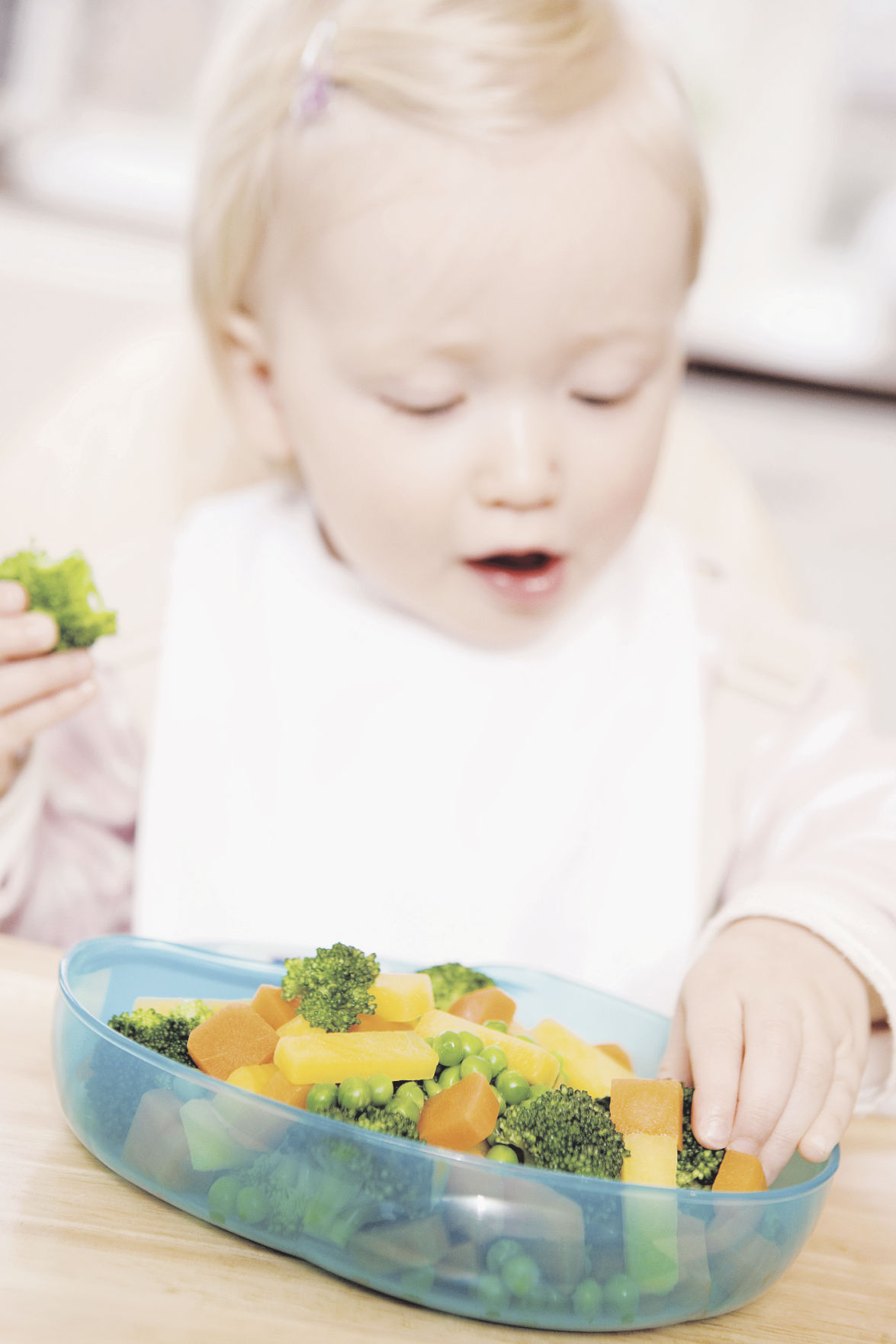 Be creative, sneaky to add vegetables to kids' diets