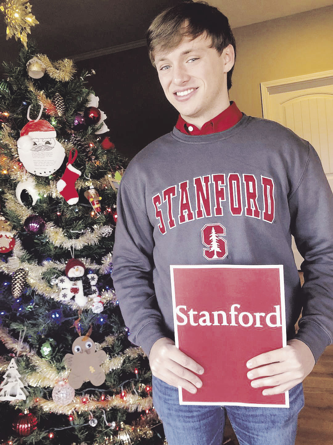 Senior Spotlight: Tubist leaves Smithville for Stanford