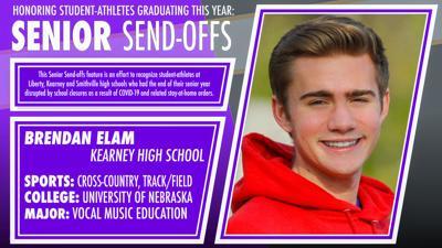 Senior Send-offs: Brendan Elam, Kearney