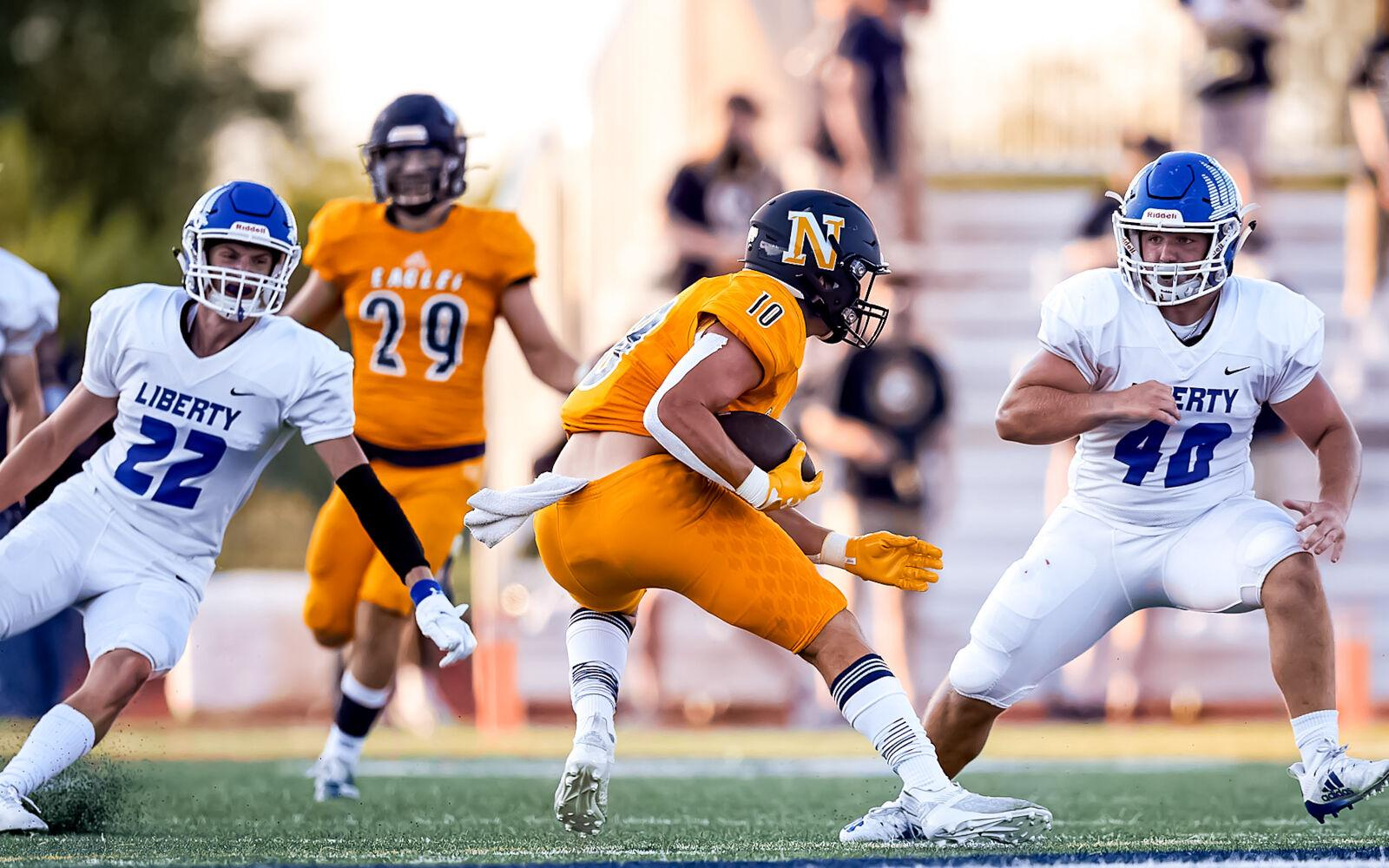 Liberty Liberty North football