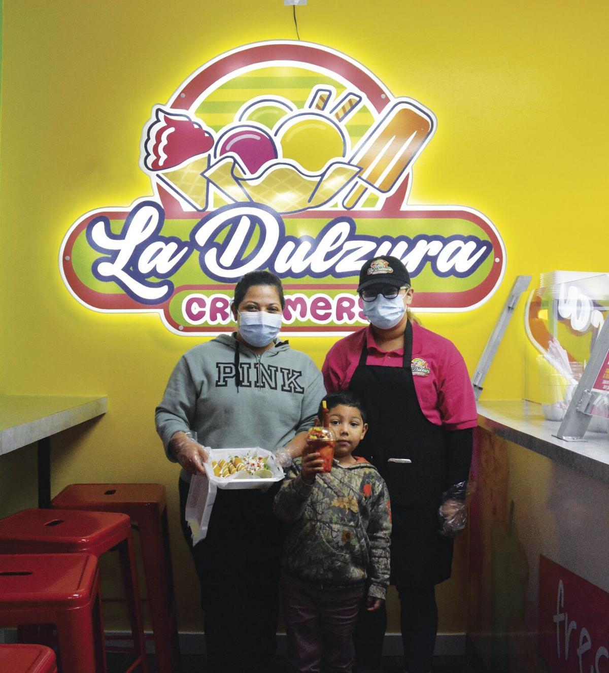 LaDulzura Creamery open for sweet, savory treats