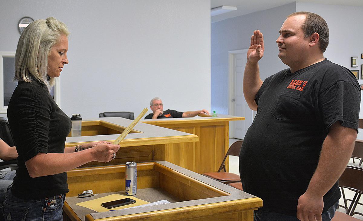 New aldermen take seats in Holt