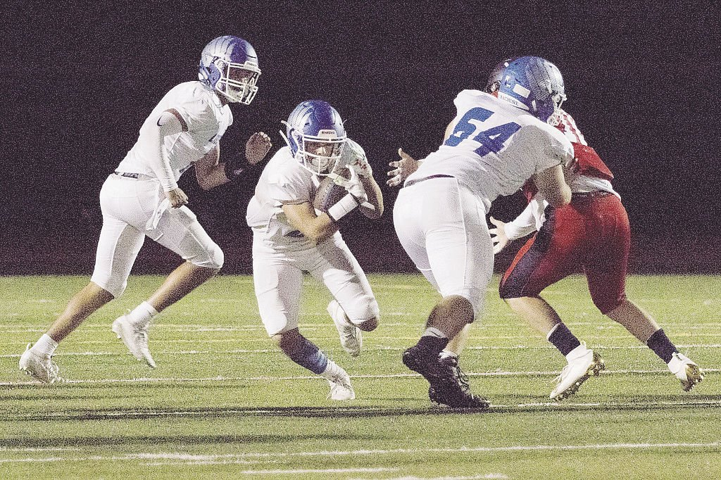 Williams excelling as Liberty running back