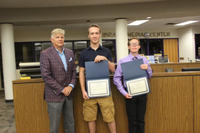 Kearney students earn KC Scholars recognition