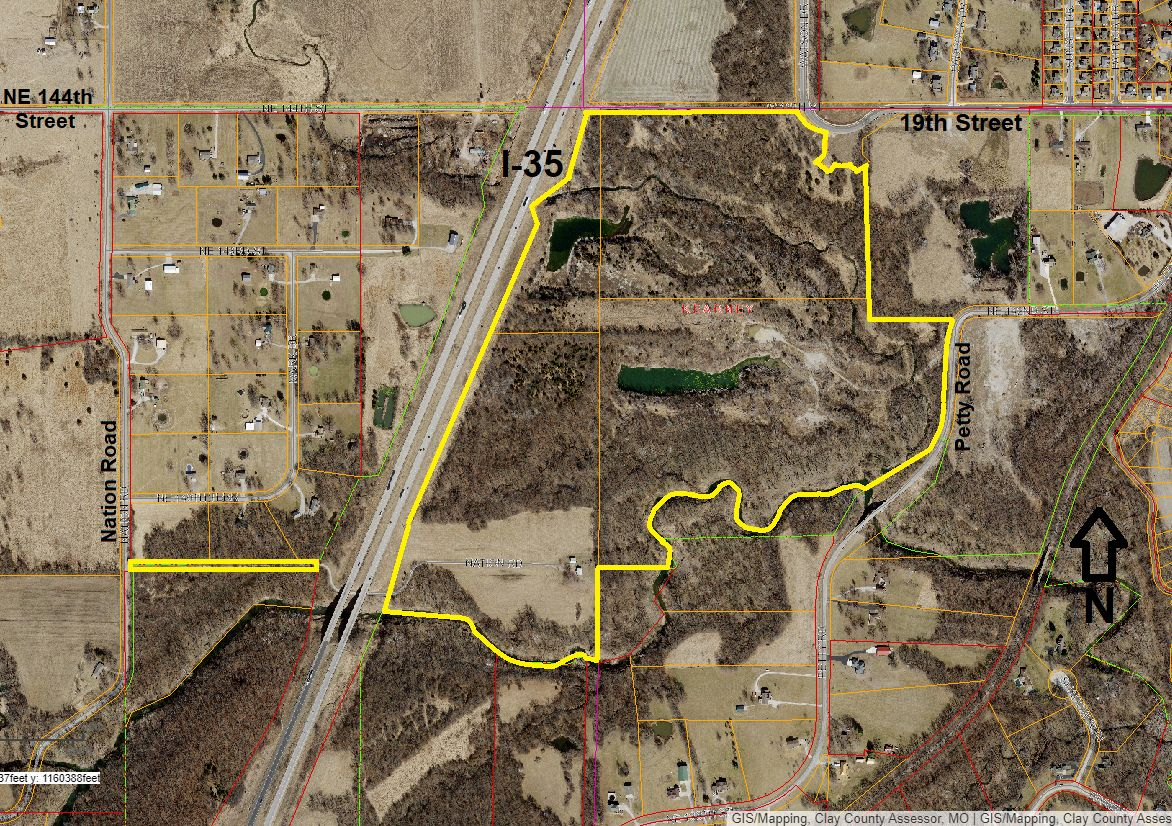 Development group sues Kearney over quarry project