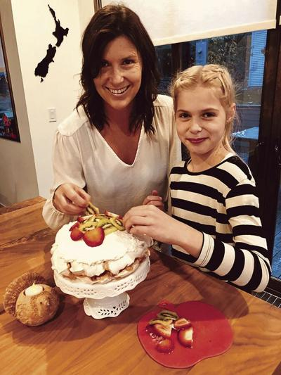 DONNA'S DAY: Pavlova proves luscious meringue dessert
