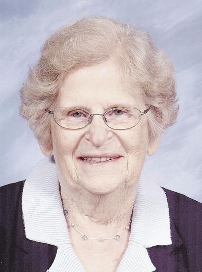 Ruth Elizabeth Strain Tucker