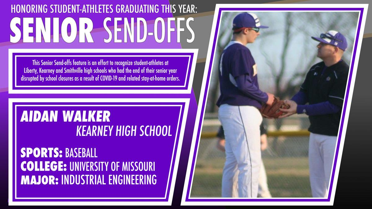 Senior Send-offs: Aidan Walker, Kearney