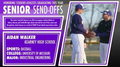 Senior Send-offs: Aidan Walker, Kearney