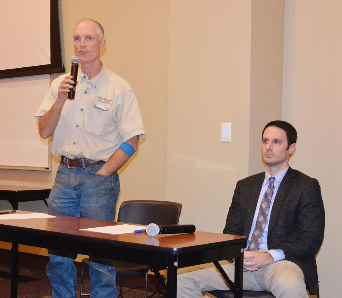 County candidates share views on challenges offices face