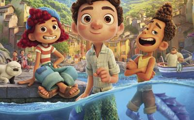 MOVIE REVIEW: 'Luca' is a Fish in Water
