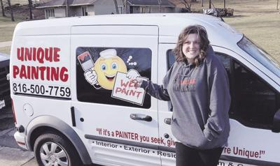 Interior designer finds role in partnership with painter
