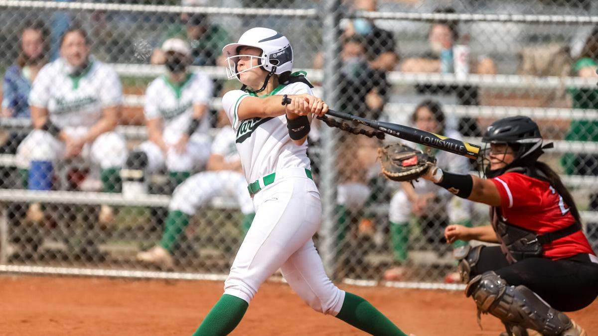 Smithville softball during tournament at Happy Rock Park