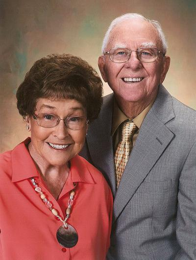 Anniversary: Bob and Jo Ann Eldridge