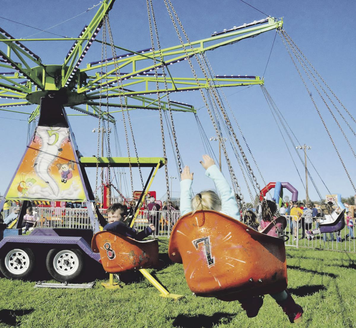Kids Fest draws hundreds to Kearney park