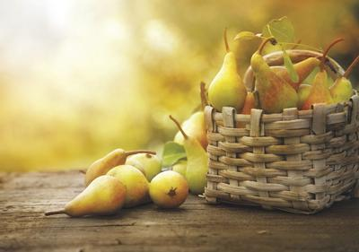 THE KITCHEN DIVA: A love affair with pears