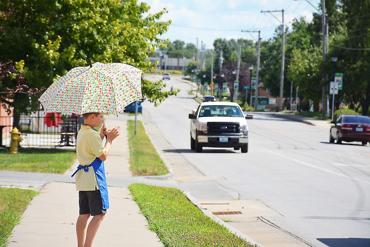 Local children serve up good deeds, good lemonade