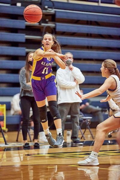 Kearney girls hoops splits last 4 games