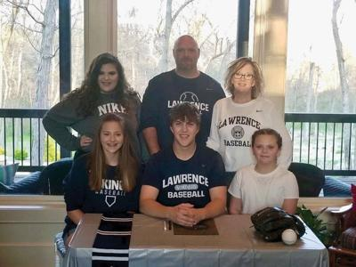 Smithville pitcher Palmer signs with Lawrence University