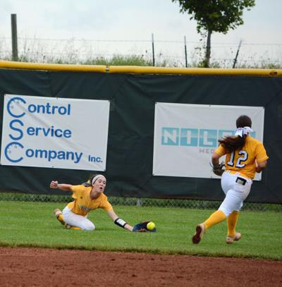 Communications solid early for Liberty North softball
