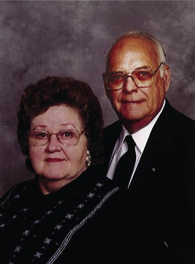 Laughmans celebrate 60 years of marriage