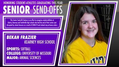 Senior Send-offs: Bekah Frazier, Kearney