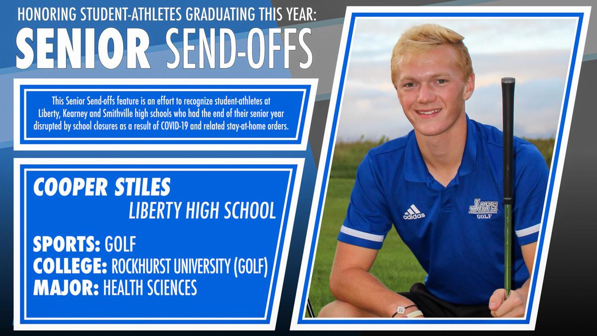Senior Send-offs: Cooper Stiles, Liberty