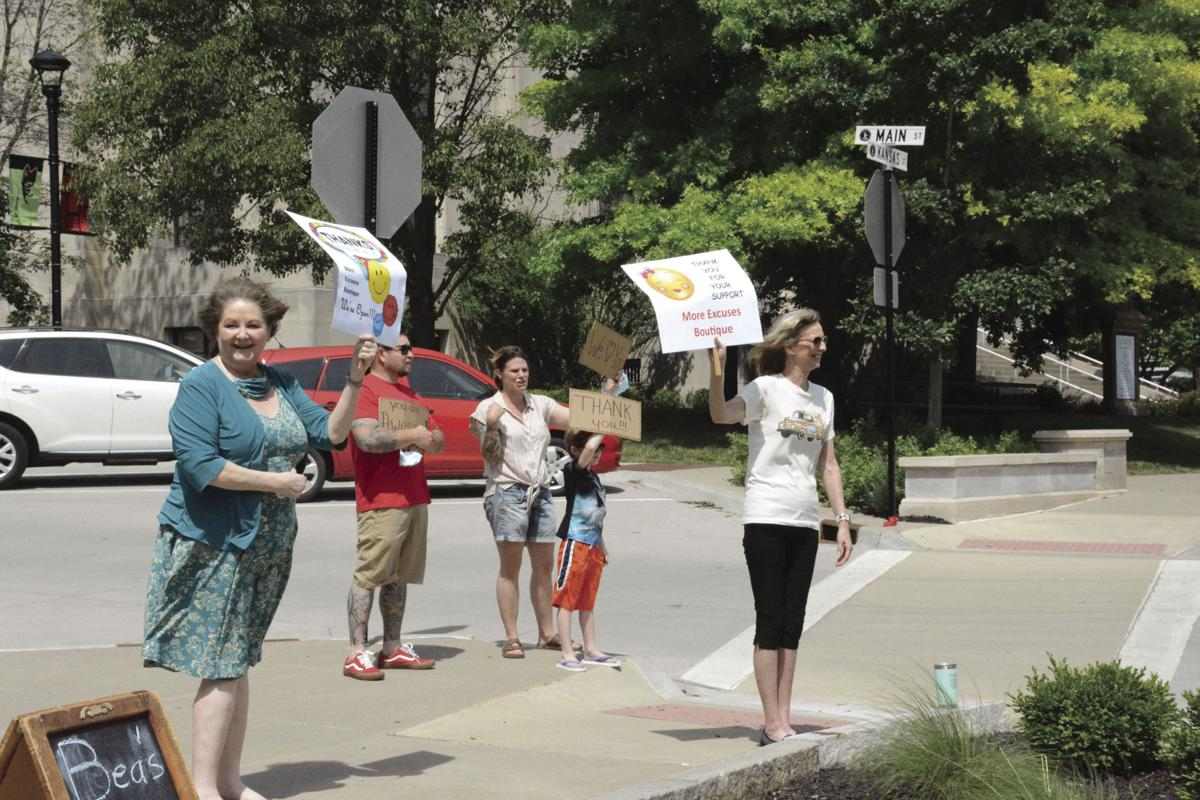ICYMI: Liberty car parade supports local businesses