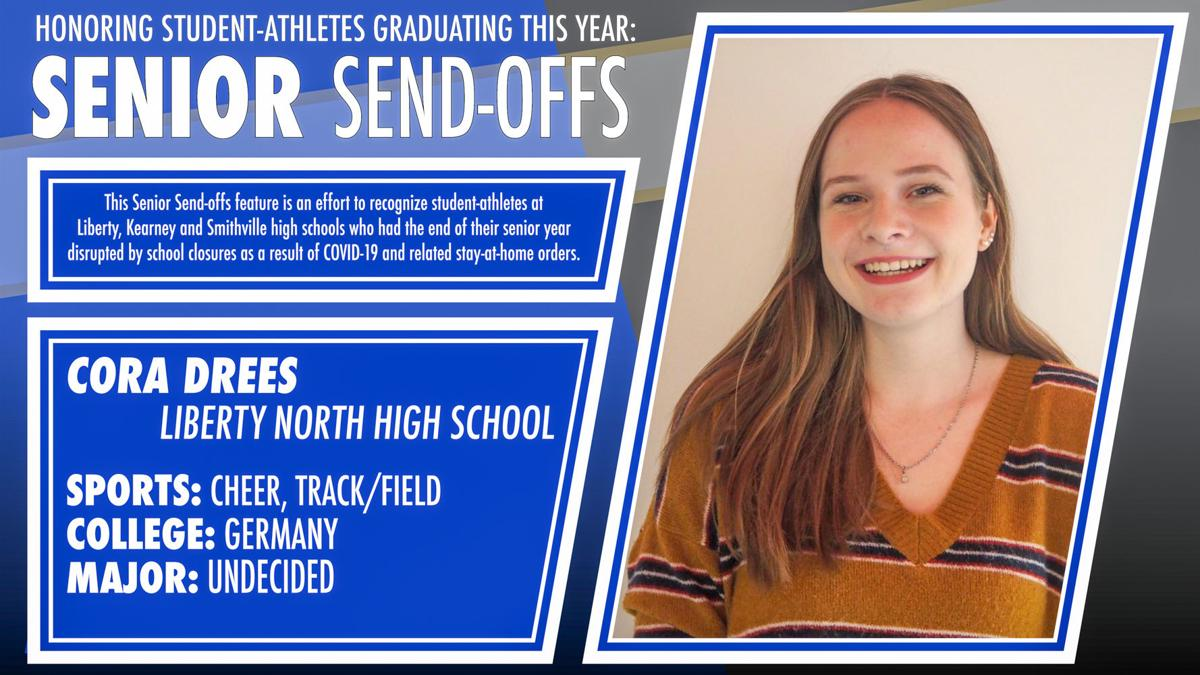 Senior Send-offs: Cora Drees, Liberty North