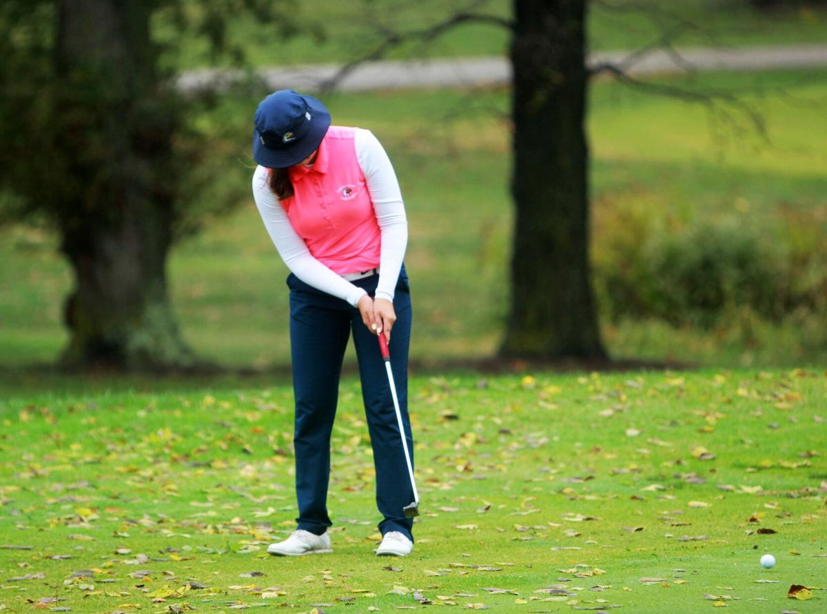 Girls District Golf Championship