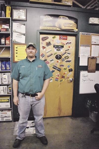 Car enthusiast helps others through retail