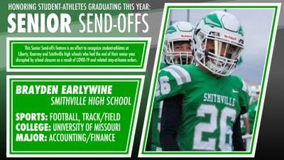 Senior Send-offs: Brayden Earlywine, Smithville