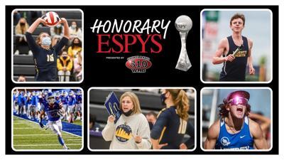 Liberty high schools win 6 Honorary ESPY awards