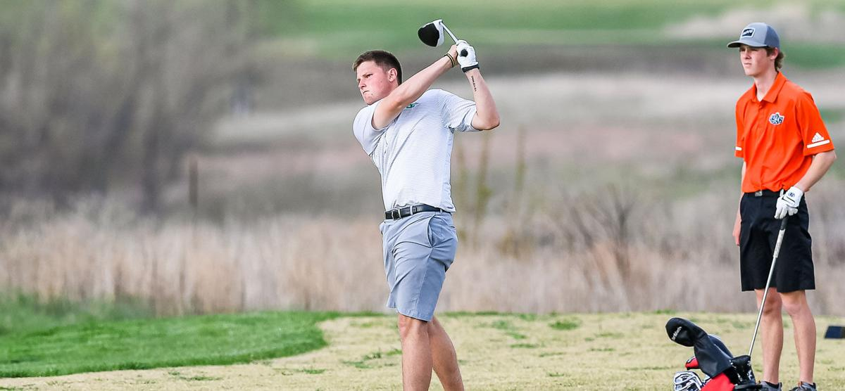 Four area golfers earn top 32 finishes at state golf tournaments