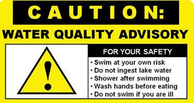 E. coli swim alert
