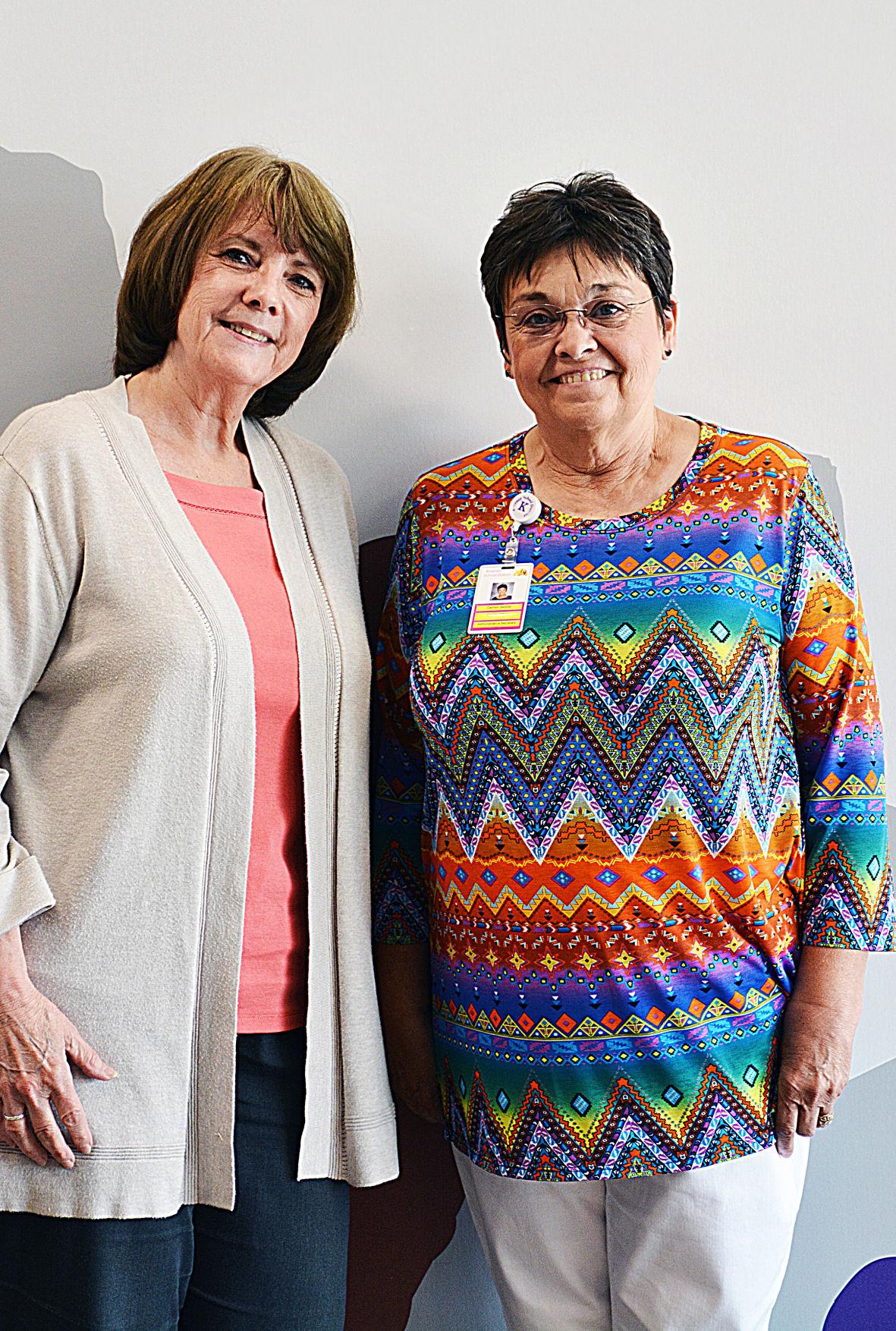 Longtime Kearney school support staffers retire