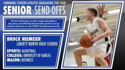 Senior Send-offs: Brock Niemeier, Liberty North