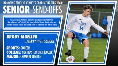 Senior Send-offs: Brody Mueller, Liberty