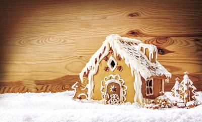 How to create durable gingerbread houses