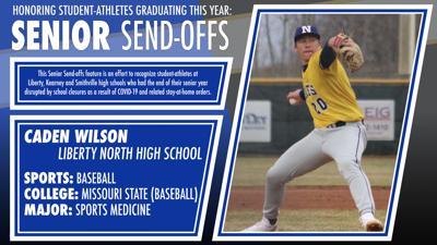Senior Send-offs: Caden Wilson, Liberty North