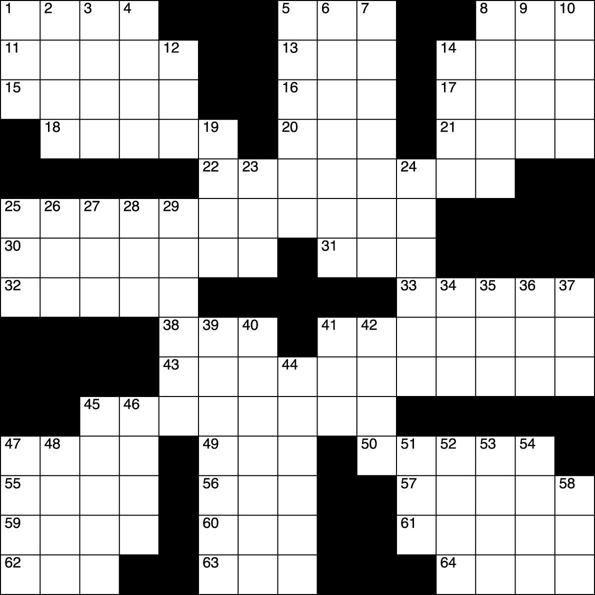 Crossword May 11 2017 Mycouriertribune