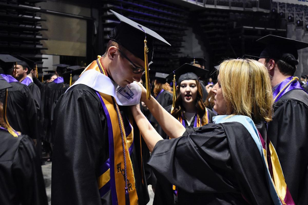 Bulldog graduates