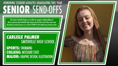 Senior Send-offs: Carlisle Palmer, Smithville