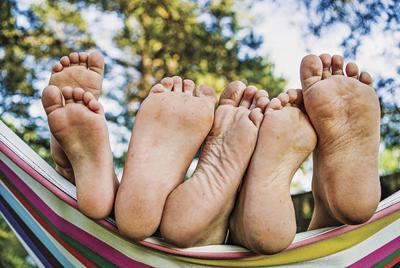 What are flat feet, and is there cause for concern?