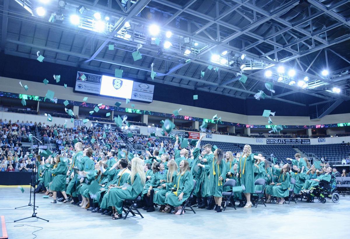 2017 Smithville High School graduation